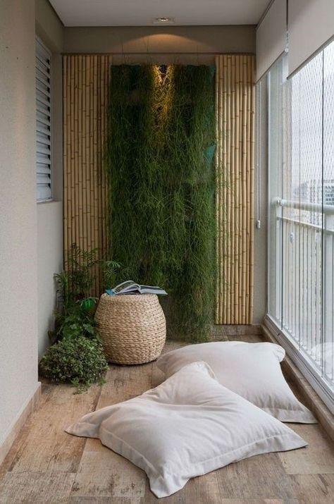 Как модно обустроить балкон или лоджию