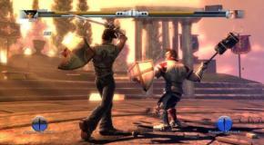 La lucha de gladiadores