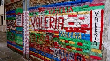 Somebody really likes Valeria!