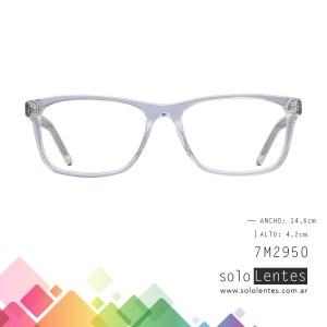 anteojos transparentes