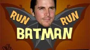 Corre Batman corre