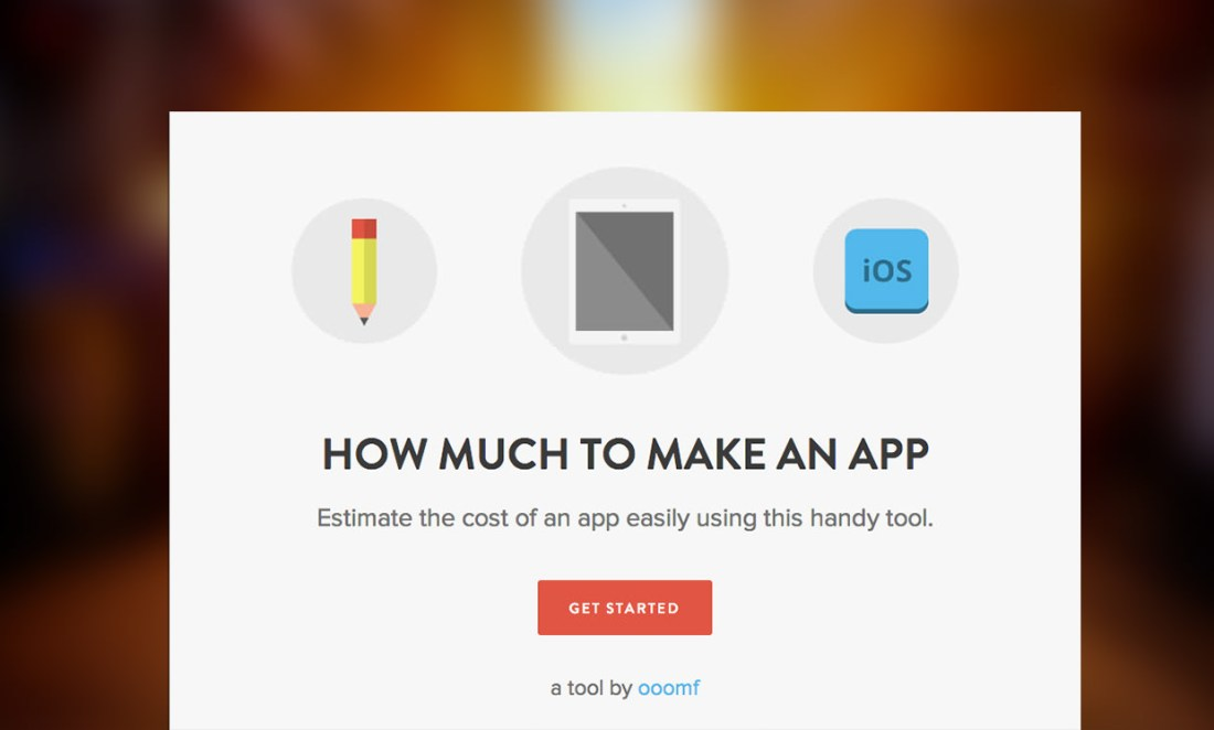 How Much to Make an App App