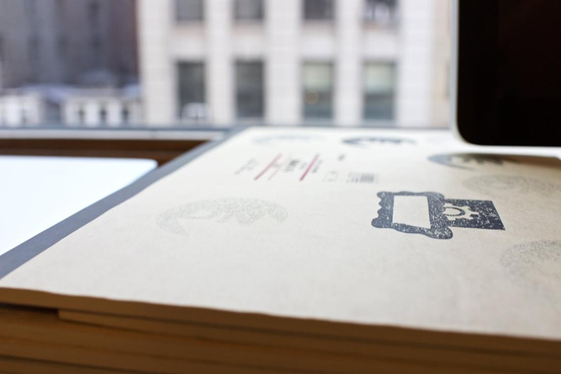 Layervault Muji Notebooks