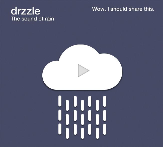 Drzzle Mockup