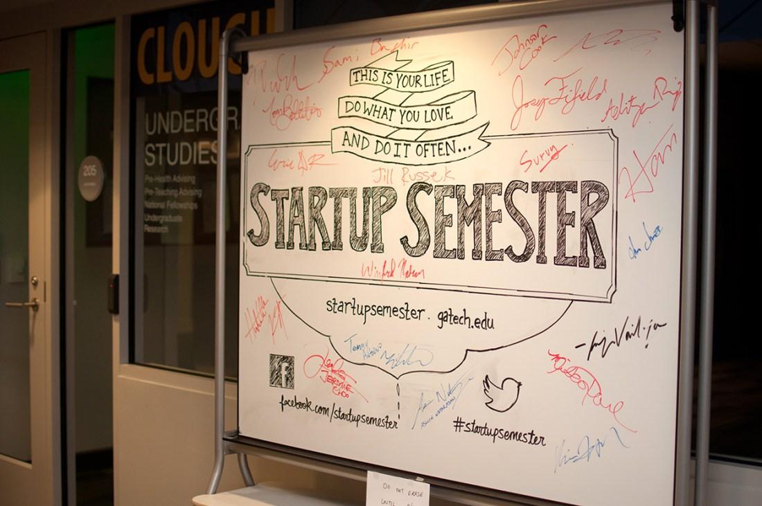 Georgia Tech Startup Semester