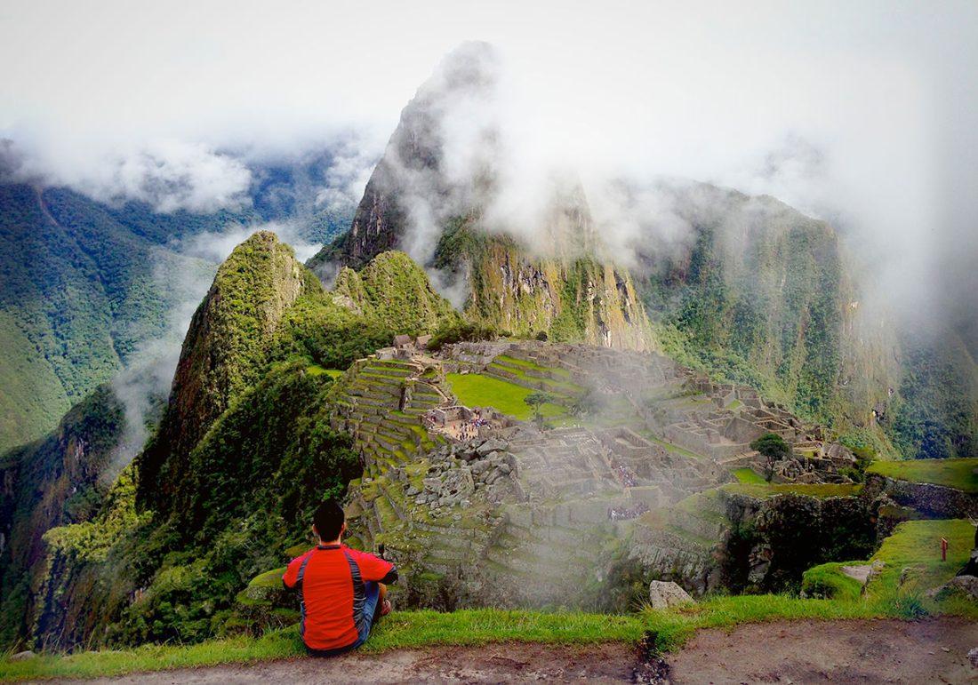 Jason Shen Machu Picchu
