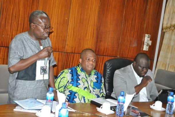 Meeting with Regional Commanders