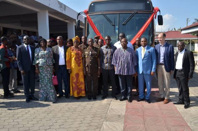 175,000 Euro Bus Donation