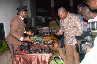 Made in prisons by prisoners through Skills Devt prgrams