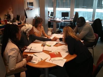 Africa Progress Panel Secretariat - Geneva (Working of APR 2013)