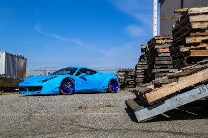 458 Italia Liberty Walk Edition-1