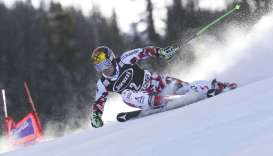 BEAVER CREEK,COLORADO,USA,06.DEC.15 - ALPINE SKIING - FIS World Cup, giant slalom, men. Image shows Marcel Hirscher (AUT). Photo: GEPA pictures/ Wolfgang Grebien