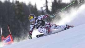 BEAVER CREEK,COLORADO,USA,06.DEC.15 - ALPINE SKIING - FIS World Cup, giant slalom, men. Image shows Marcel Hirscher (AUT). Photo: GEPA pictures/ Wolfgang Grebien