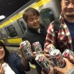 バーカンプ(平井から上野)