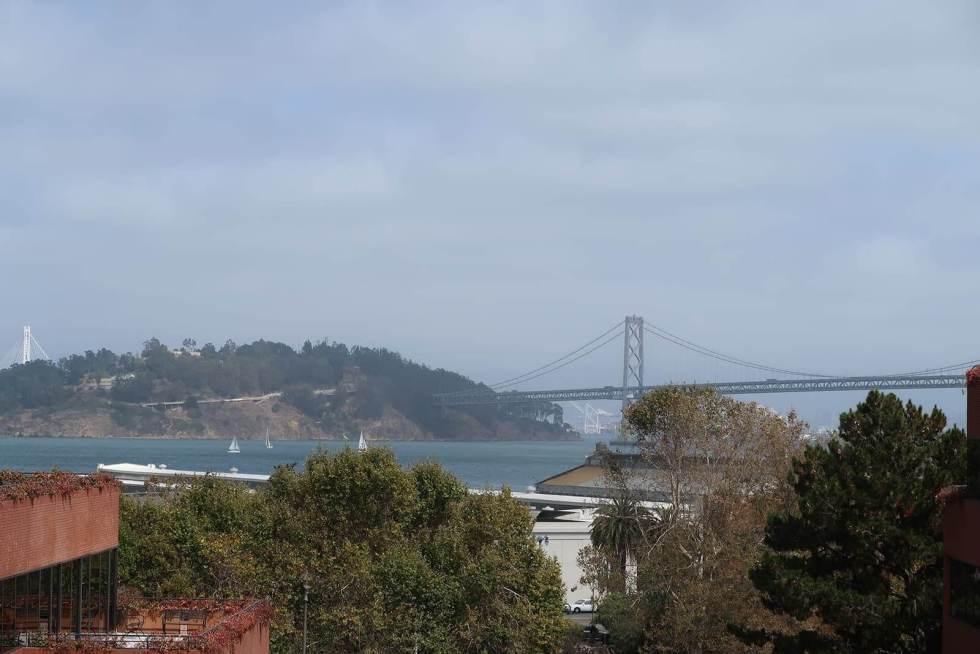 Aussicht vom Coit Tower