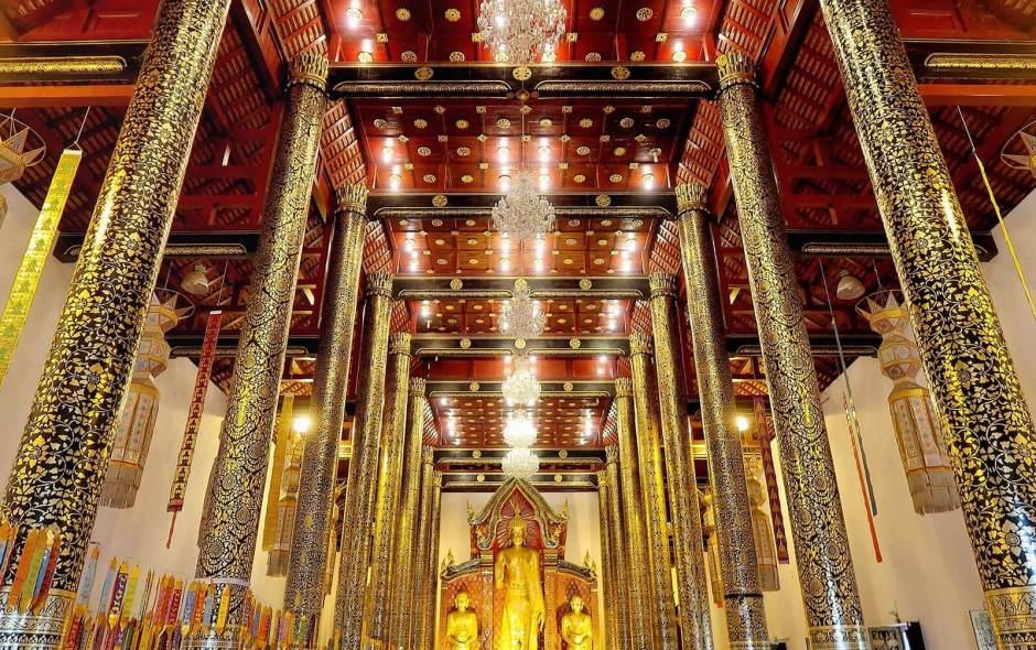 Die 3 schönsten Tempel in Chiang Mai
