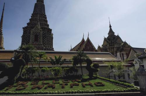 Welcome to Wat Pho