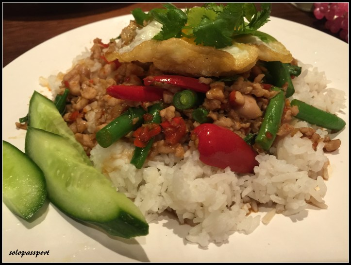 Chilli Basil Chicken