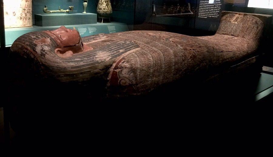 Mummy Powerhouse museum