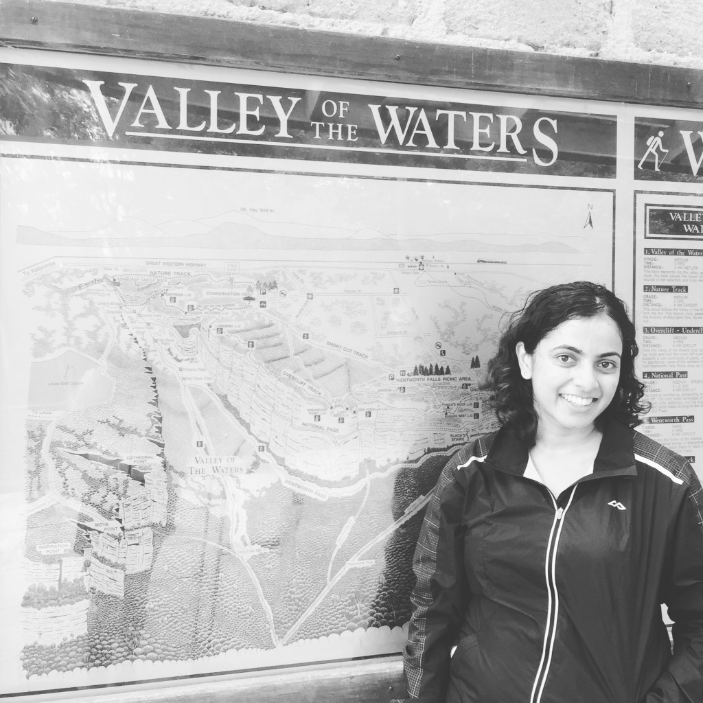Valley of the Waters walk (Blue Mountains)
