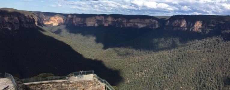 Guide | Pulpit Rock lookout (Blue Mountains)