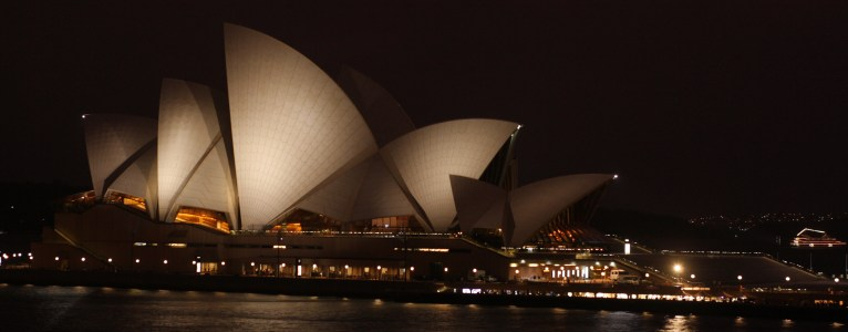Nightlife in Sydney!