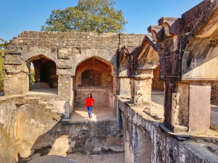 Rani Durgavati Fort