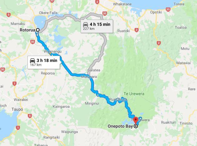 Lake Waikaremoana Track (Great Walk of New Zealand)