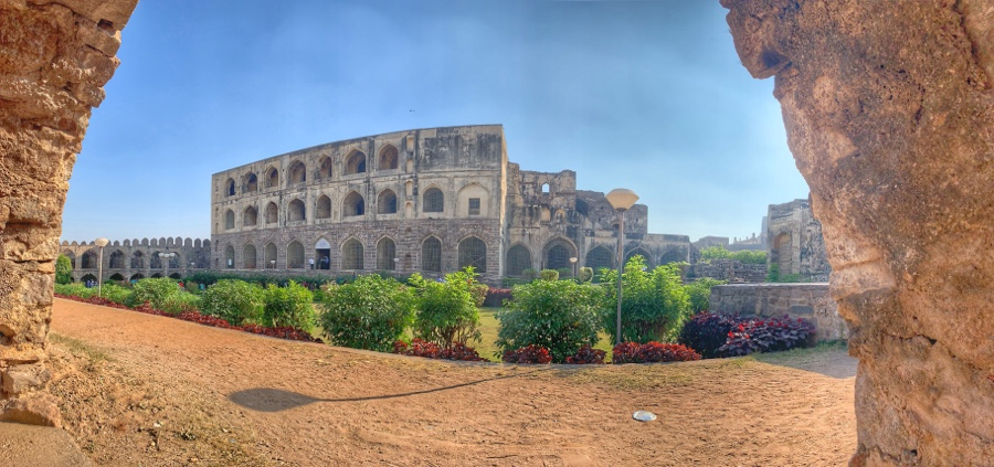 The Golconda Fort