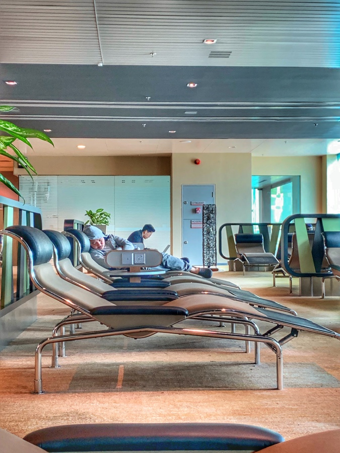 Review | Singapore airport free lounge