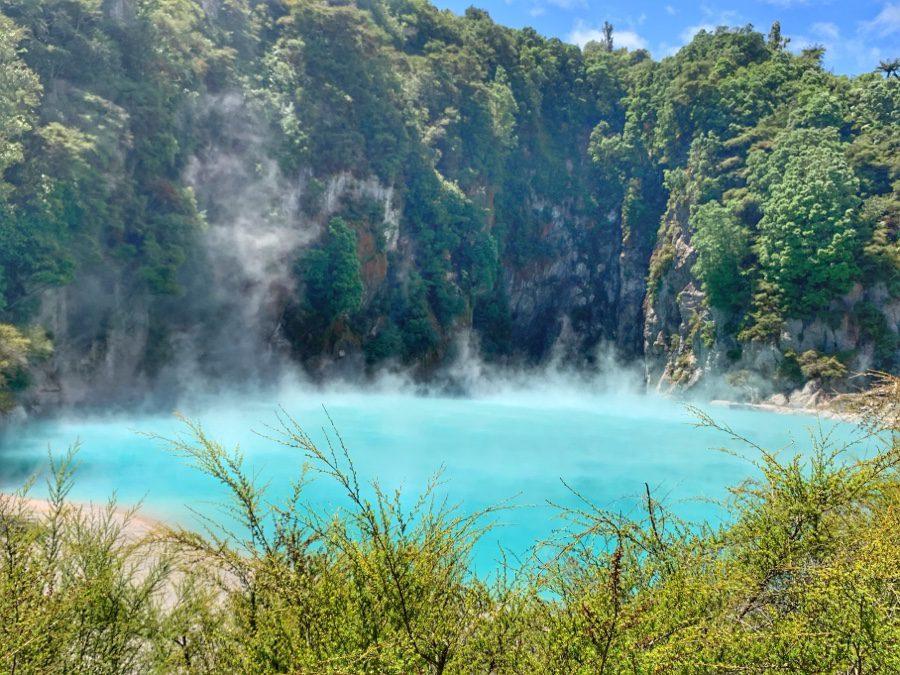 Guide to visit Waimangu Volcanic Valley