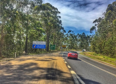 Sydney to Lakes Entrance – Road trip