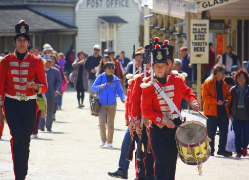 A day trip to Sovereign Hill