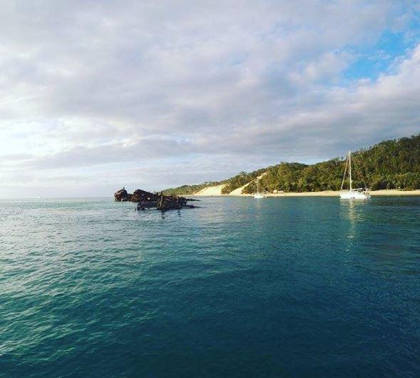 Tangalooma wreck