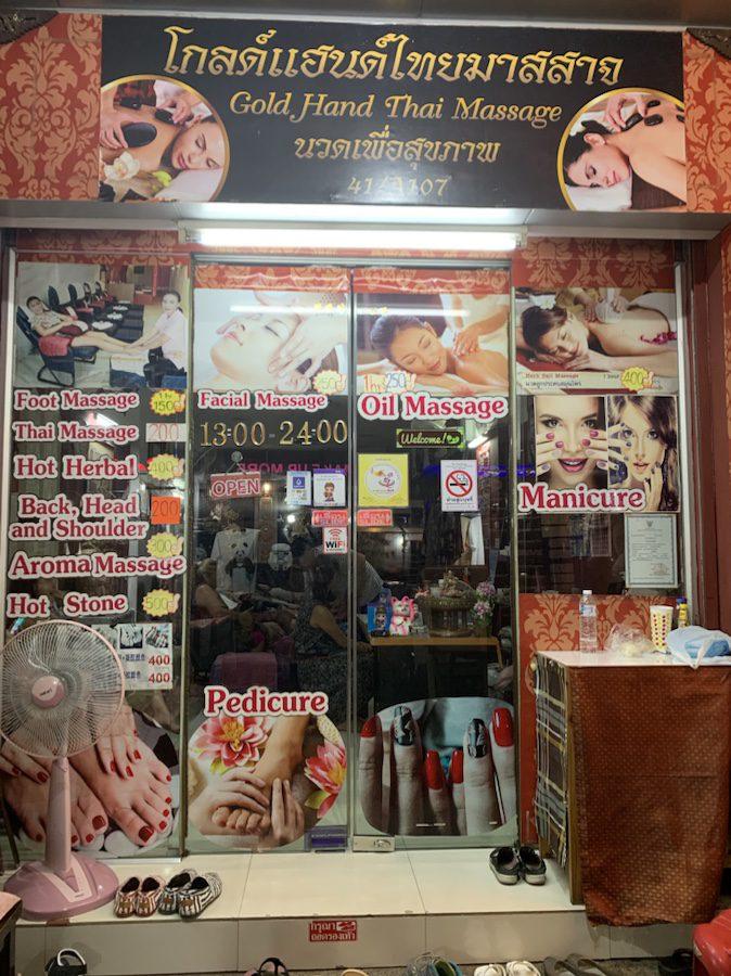 Gold Hand Thai