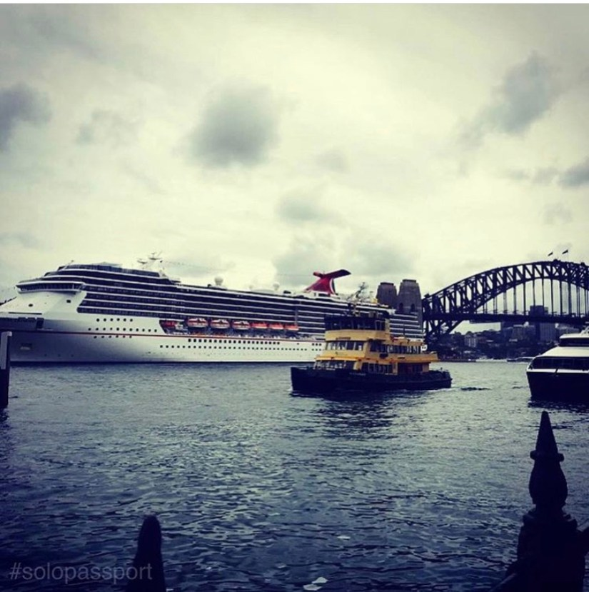 Itinerary - 24 hours in Sydney
