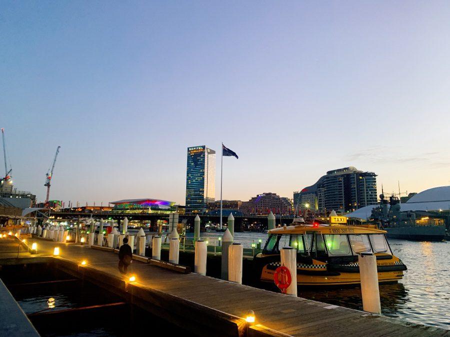 Darling Harbour to Wynyard