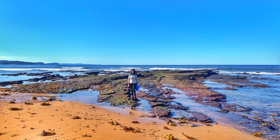 Manly to Mona Vale walk via Long Reef (Sydney)