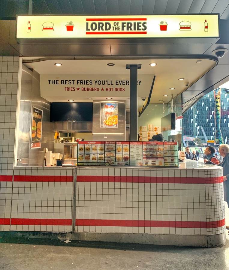 Lord of the Fries