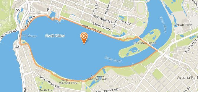 Swan River | Map