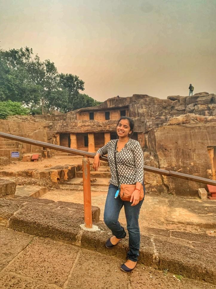 Caves in Bhubaneshwar
