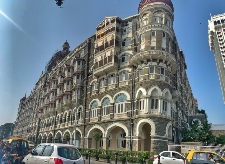 The Taj Hotel | Kala Ghoda