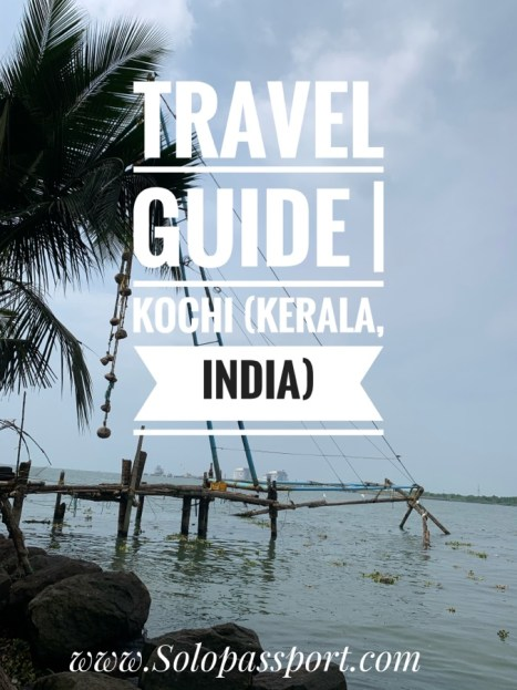1 day in Kochi (Kerala)