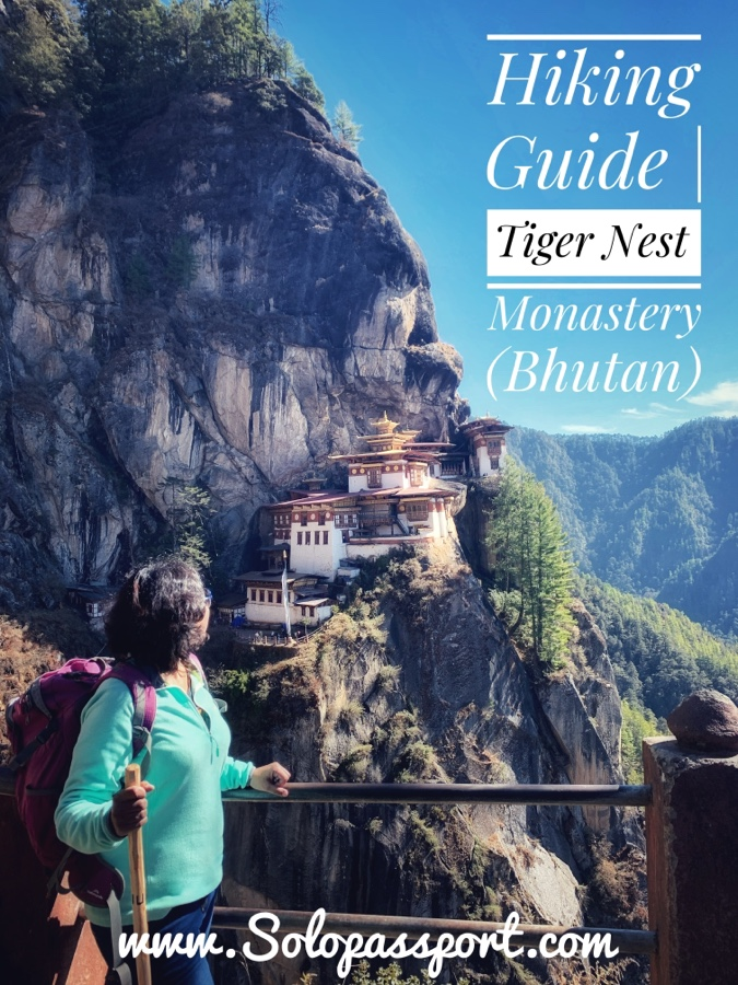 Hiking Guide | Tiger Nest Monastery