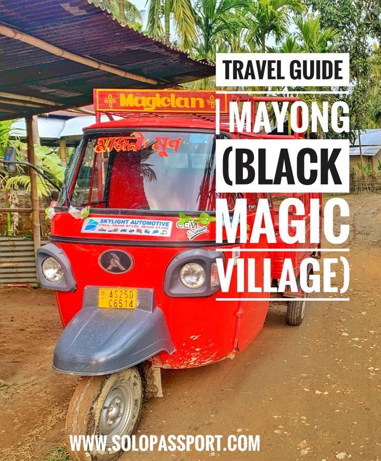Mayong - The local magician