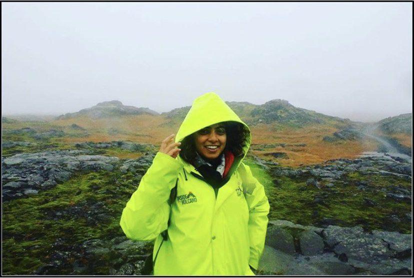 Inside a volcano called 'Thrihnukagigur'