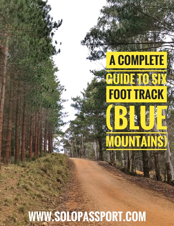 The Six Foot Track - Complete guide!