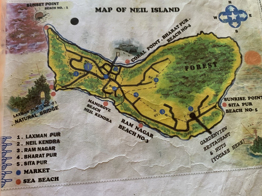 Travel Guide | Neil Island