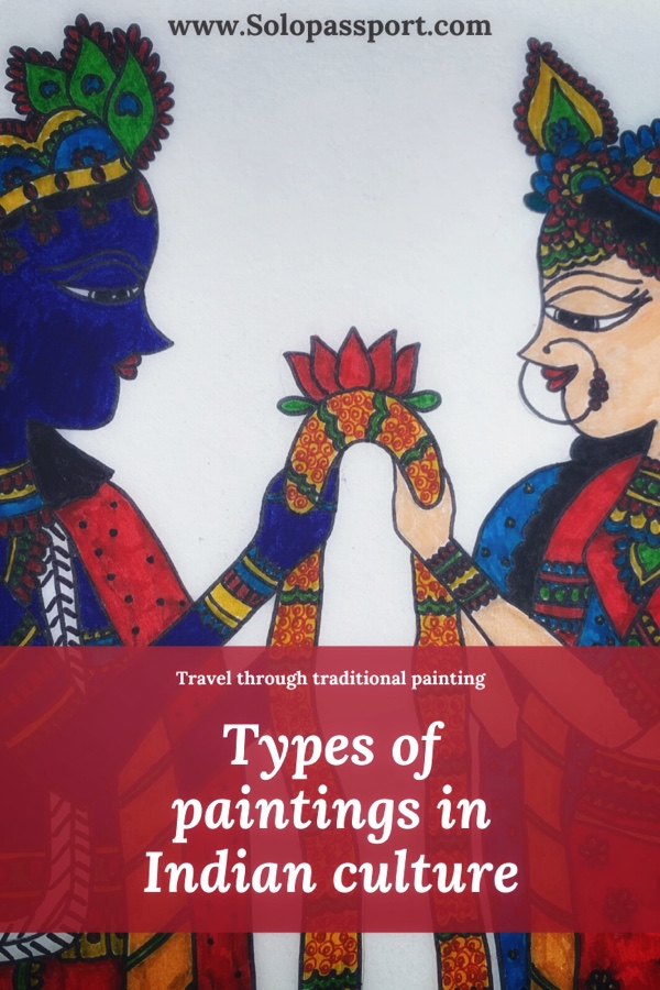 Types of paintings in Indian culture