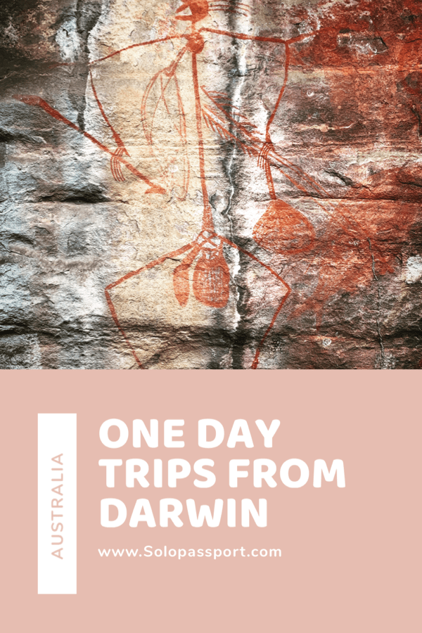 One day trips from Darwin